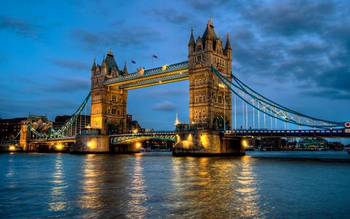 بهترین پل های جهان