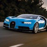 سوپر اسپرت بوگاتی شیرون سریع ترین خودروی جهان