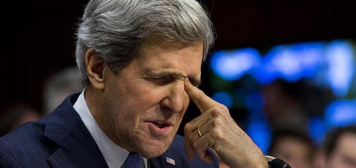 سس قرمز، جان کری ،وزیر امور خارجه آمریکا را ثروتمند کرد