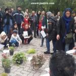 برخی رسانهها از دستگیری هدیه تهرانی خبر دادند.