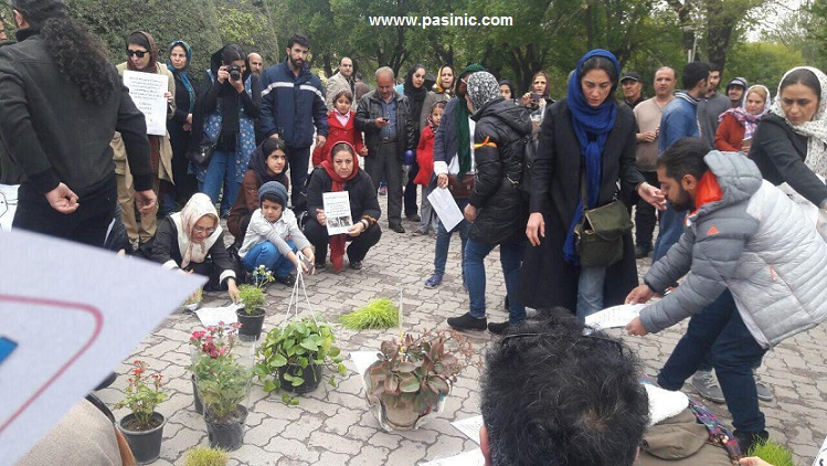 دستگیری هدیه تهرانی