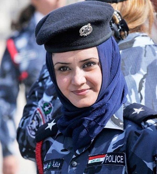 افسران پلیس زن درکشورهای مختلف