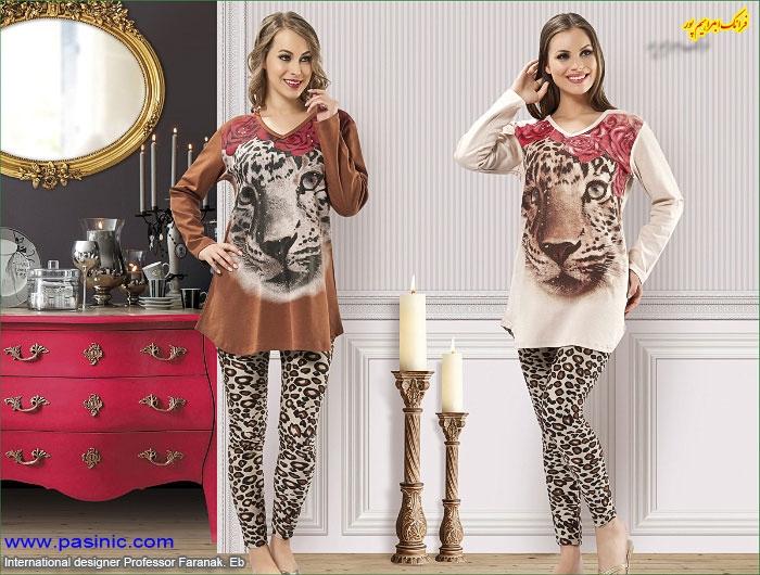 مدل های تی شرت زنانه شیک