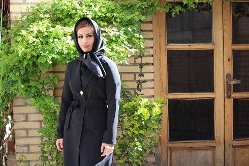 مژگان بختیاری دختر ایرانی بدنساز
