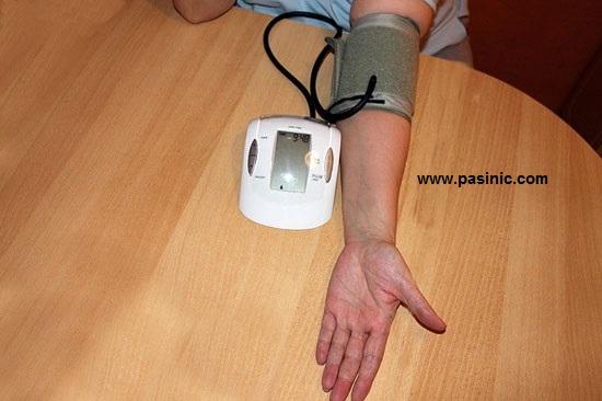 نحوه اندازه گیری فشار خون
