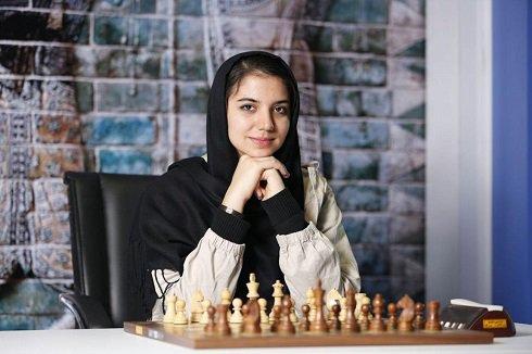 سارا خادم الشریعه اولین استاد بین المللی شطرنج زن ایرانی