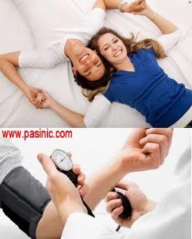 تاثیر بیماری فشارخون بر روابط جنسی