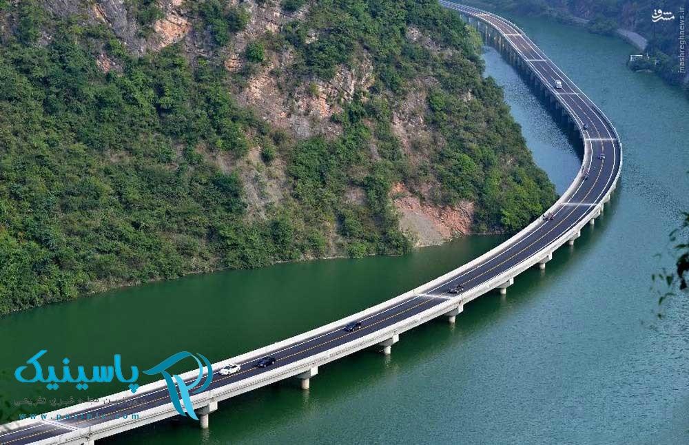 بزرگراه هابوی در چین