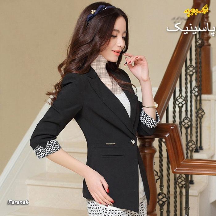 مدل های جدید کت تک زنانه