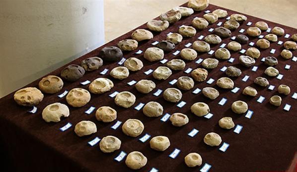 بازگشت 73 مهر ساسانی به کشور