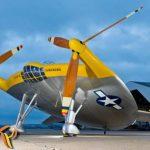 عجیب ترین هواپیماها که تا کنون ساخته شده اند