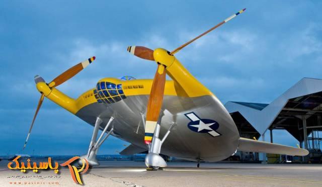 عجیب ترین هواپیماها از قدیم تا امروز