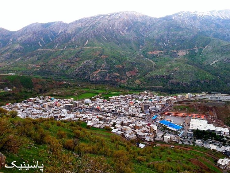 جاهای دیدنی ایران برای مسافرت در اردیبهشت