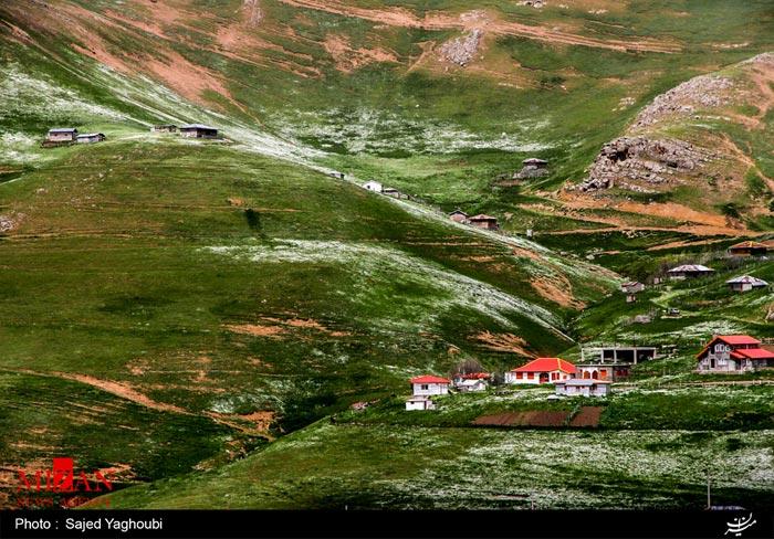 عکسهای زیبا از ارتفاعات تالش