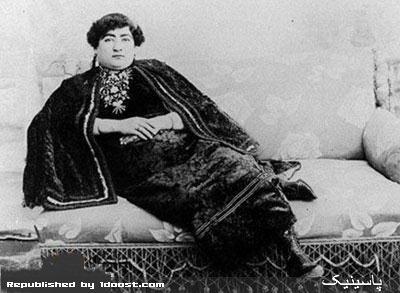 تاج السلطنه نخستین طراح مد در دروه قاجار