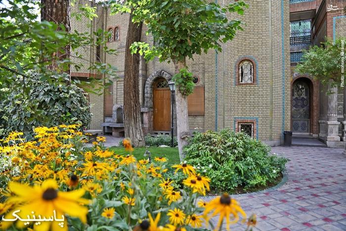 موزه مقدم تهران خانهای منحصربفرد در قلب تهران