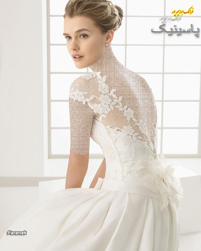 جدید ترین مدل های لباس عروس 2016