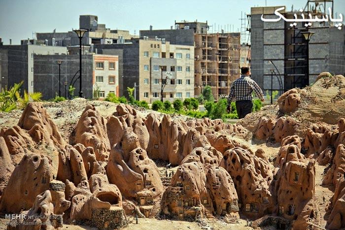 پارک مینیاتوری مشهد بزرگترین پارک مینیاتوری شرق کشور