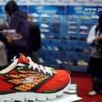 محاسبه کالری سوزانده شده با یک کفش ورزشی جدید
