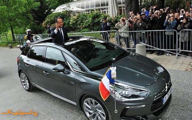 سیاستمداران جهان چه ماشینی سوار میشوند؟