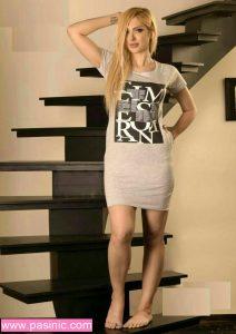 مدل های لباس راحتی زنانه شیک