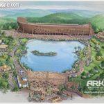 کشتی نوح یکی از بزرگترین جاذبه های توریستی دنیا