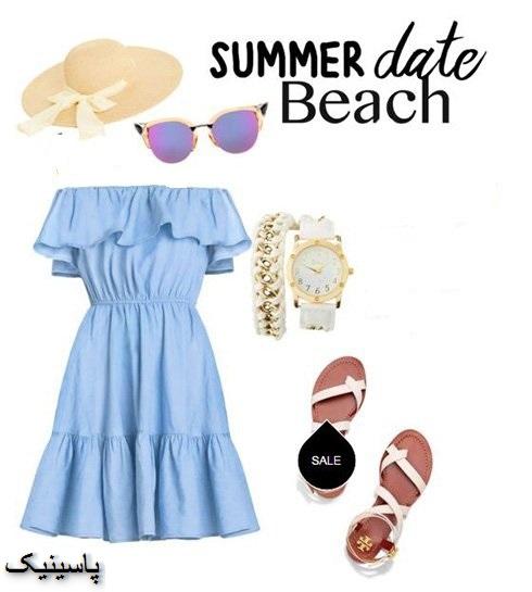 مدل هایی از ست كردن لباس زنانه در تابستان به رنگ سال 2016