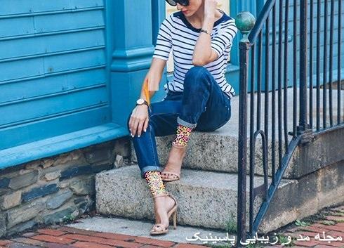 کفش مناسب شلوار جین