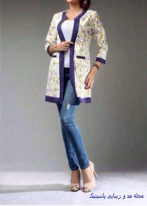 مدل مانتو زنانه تابستانه جدید