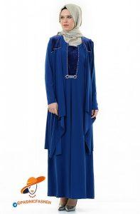 مدلهای لباس مجلسی با حجاب