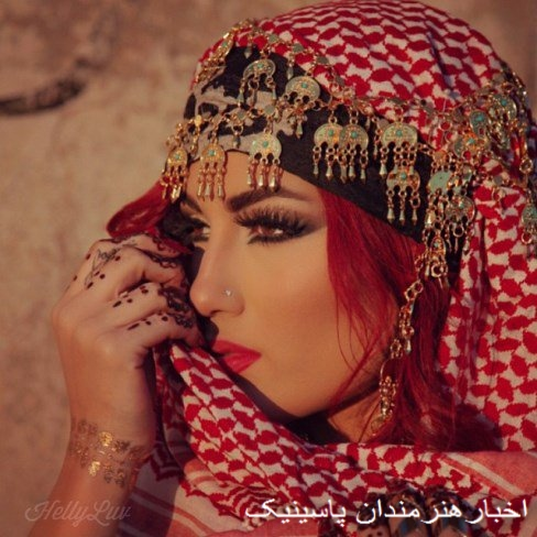 زیباترین خواننده زن ایرانی در لیست داعش قرار گرفت