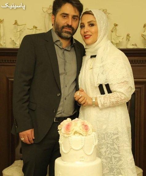 عکسهای عروسی ژیلا صادقی