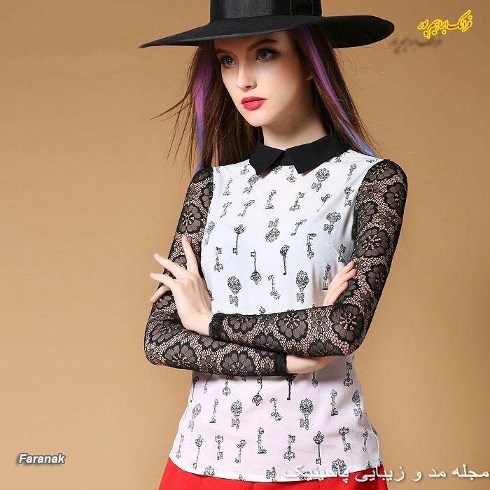 مدل لباس تین ایجر دخترانه