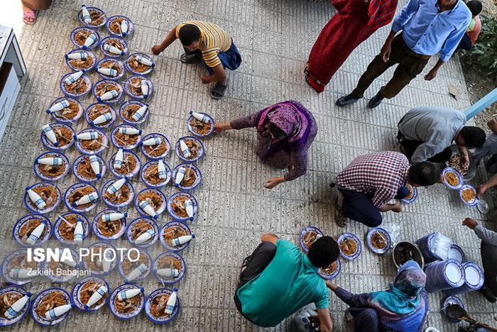 مراسم ازدواج ترکمن ها به روایت تصویر