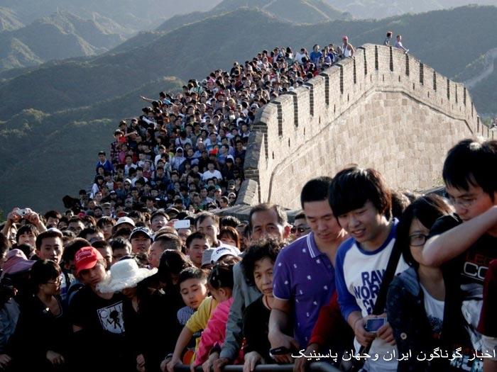 پرجمعیت ترین کشور جهان