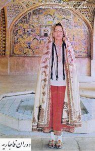 عکس لباس محلی زنان ایرانی
