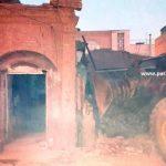 تخریب خانه فساد در آبادان