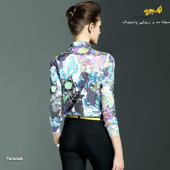 جدیدترین مدل های پیراهن زنانه