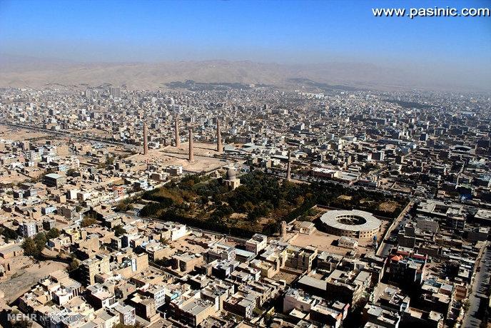 شهر هرات افغانستان