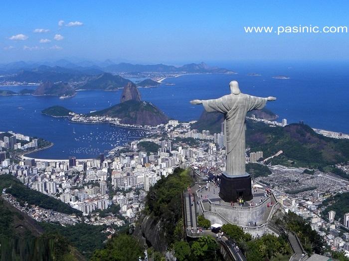 دانستنی های جالب درباره شهر ریودوژانیرو برزیل