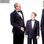 مردان قد کوتاه چگونه لباس بپوشند