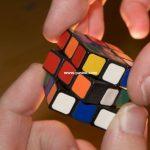 حل مکعب روبیک به زبان ساده