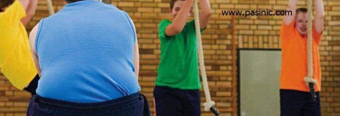 راههای درمان چاقی کودکان