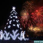 مراسم عجیب سال نو میلادی در سراسر جهان