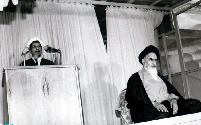 تصاویر قدیمی از آیت الله هاشمی رفسنجانی