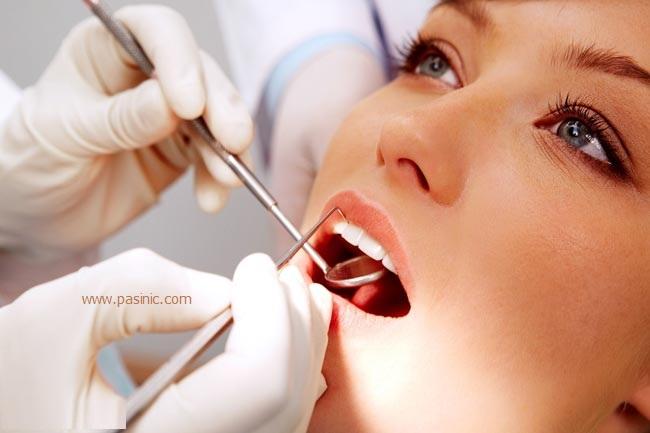 ۵ بیماری که از طریق دندان و دهان مشخص می شوند