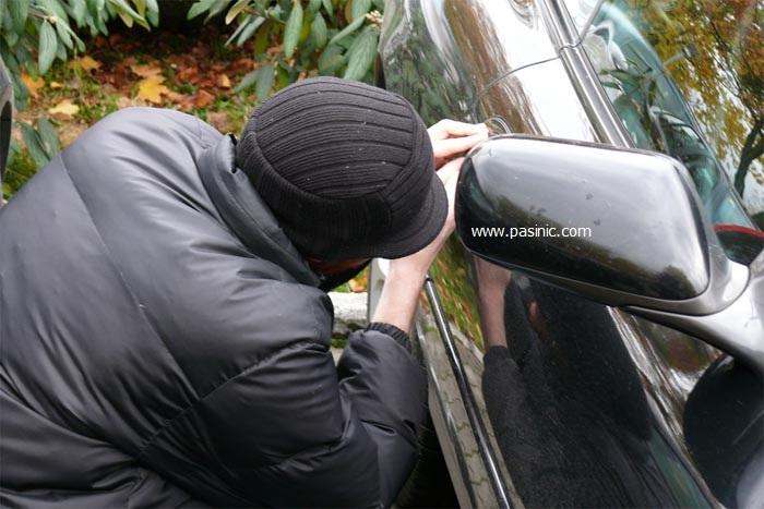 سرقت خودرو در ایران یک هشدار جدی