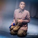 هانیه توسلی در نمایش نامههای عاشقانه از خاورميانه
