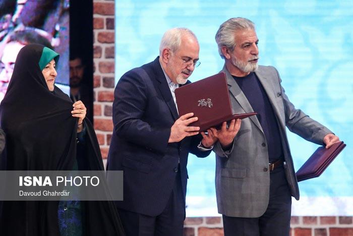 گزارشی ازمراسم اختتامیه سیوپنجمین جشنواره فیلم فجر