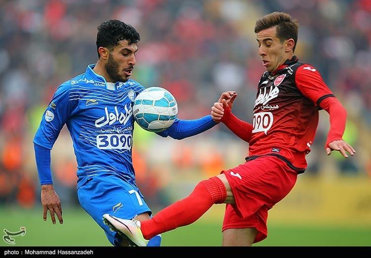 هشتادوچهارمین داربی پایتخت در ورزشگاه آزادی